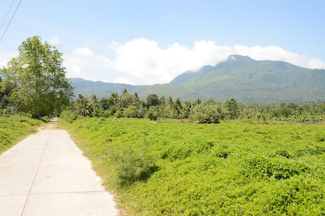Imagen de la isla de Camiguin