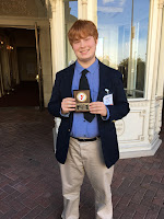 Montgomery Catholic Honored at YMCA Youth Judicial Conference 1