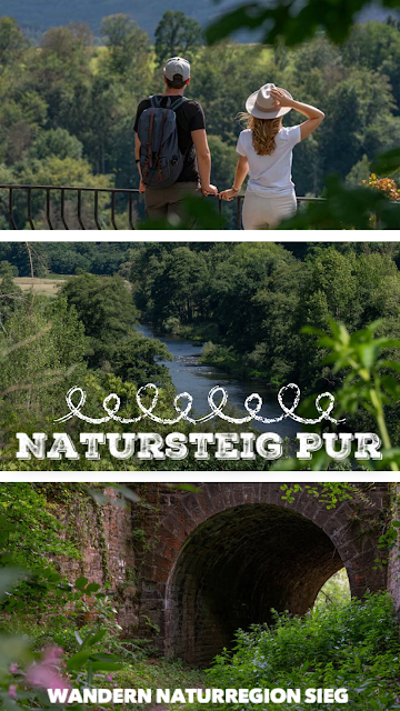 Natursteig Pur  Erlebnisweg-Sieg  Wandern Naturregion-Sieg 32