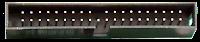 parallel ata pata connector socket