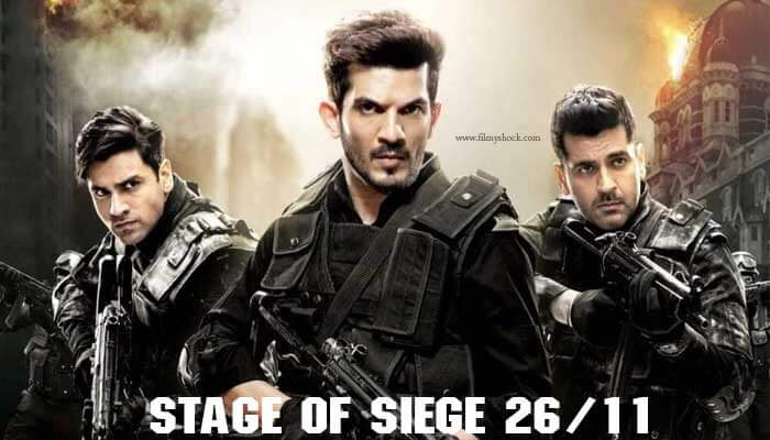 Stage of Siege 26/11