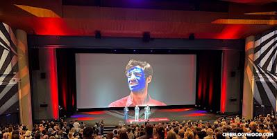 Congrès des exploitants 2021 Jean-Paul Belmondo CINEBLOGYWOOD