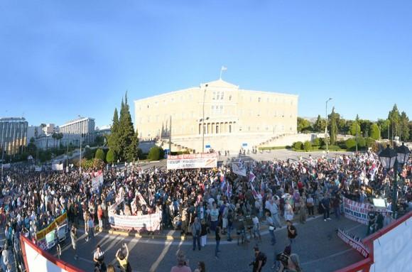 Αλληλέγγυα Πόλη: «Δημοκρατική εγρήγορση απέναντι σε αυτούς που ποντάρουν στον φόβο και την καταστολή»
