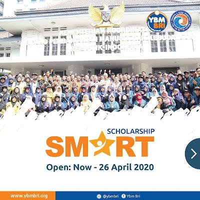Seleksi Nasional YBM BRI Smart Scholarship