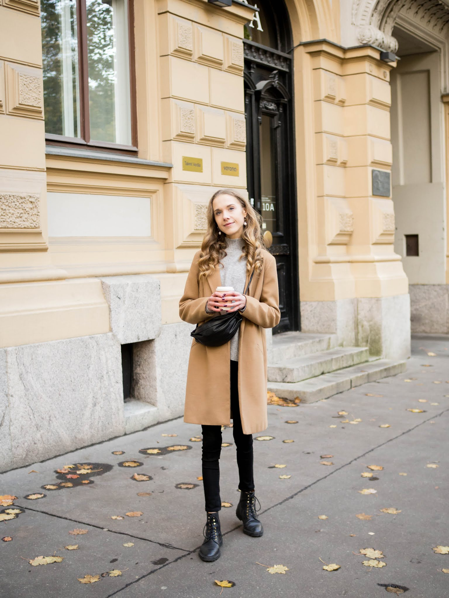 Syksyn ja talven takkimuoti // Coat fashion for autumn and winter