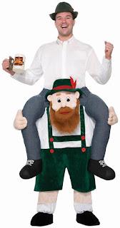 Beer Buddy Rider Costume