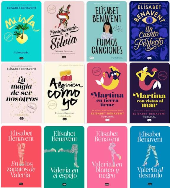 libros para leer en verano de Elisabet Benavent