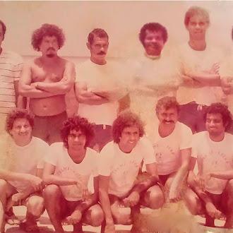 Fotos antigas de time de Guaxindiba
