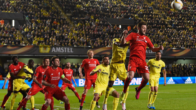 [Video] Cuplikan Gol Villarreal 1-0 Liverpool (Liga Eropa)