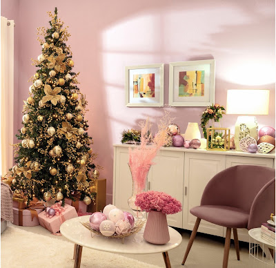 THE COLORS OF CHRISTMAS AT SM HOME