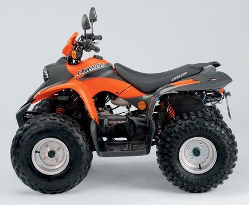 Laverda Quasar Quad ATV 125 180