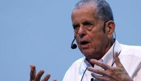 Aaron Ciechanover Prêmio Nobel de Química de 2004, faz palestra na Universidade de Brasília