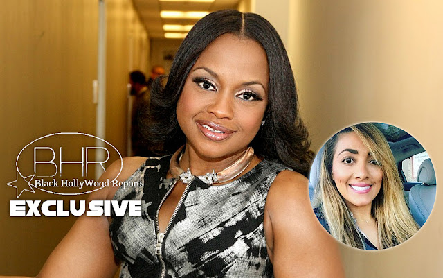 Former RHOA Star Apollo Nida Fiance Throws Shade At Phaedra With Open Letter