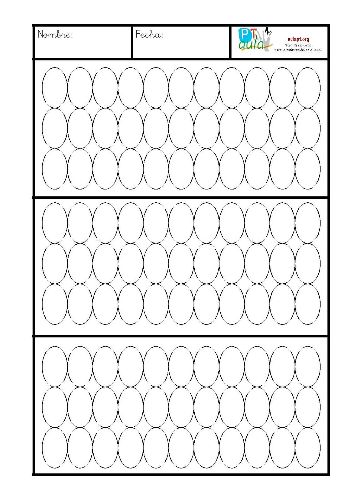 Fichas de primaria plantilla para mosaicos - Plantillas pared ...
