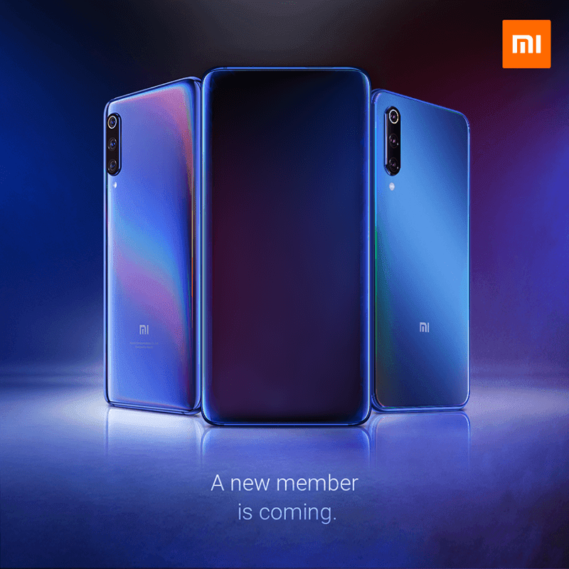 Xiaomi teases a new Mi 9 family member is coming to the Philippines, the Mi 9T?