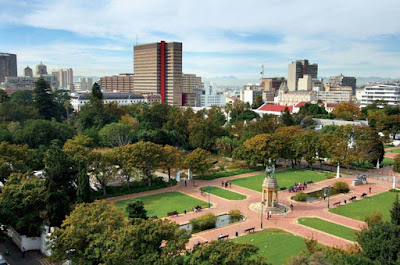 The Gardens in Cape Town