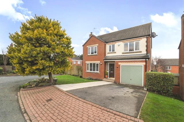 Harrogate Property News - 4 bed detached house for sale Saffron Meadow, Killinghall, Harrogate HG3