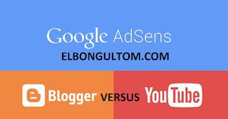 Blogger Atau Youtube Mana Lebih Baik