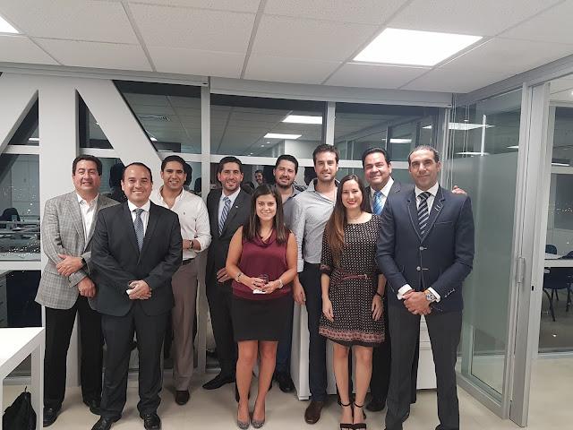 Coface estrena nuevas instalaciones en Guayaquil