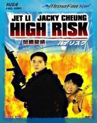 High Risk 1995 Hindi Dubbed Full Movie 480p HD
