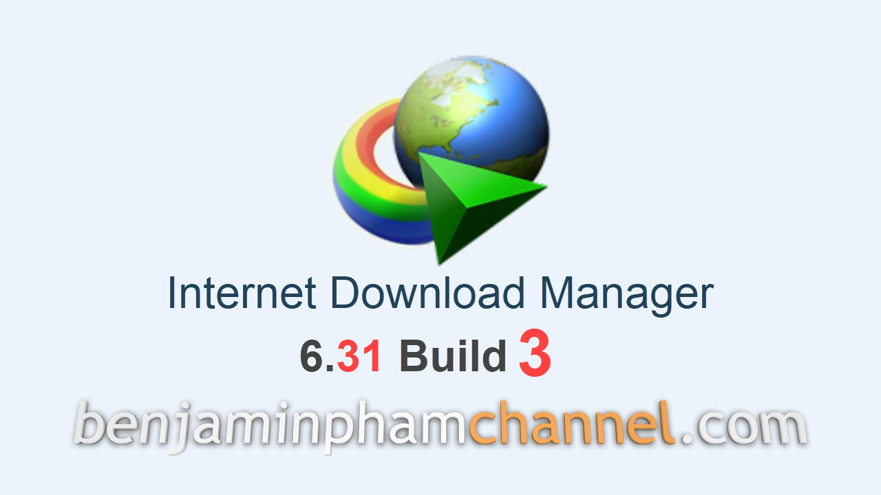 Internet Download Manager 6.31 Build 3