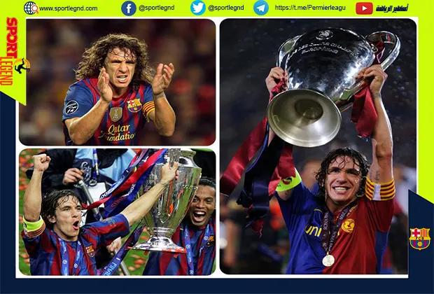 أفضل تشكيلة في تاريخ برشلونة