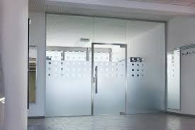 All-Glass Partition