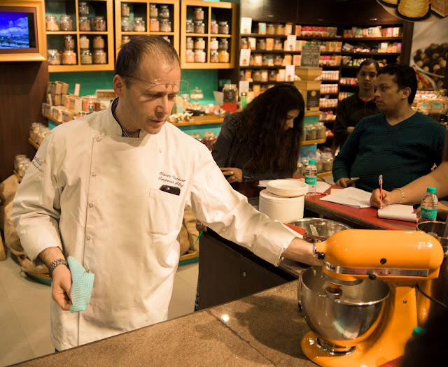 The Art of Chocolate Making with Chef Olivier Vincenot Corporate Chef Foodhall at Foodhall @ DLF Saket