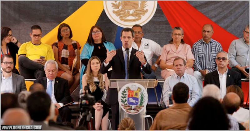 Gobierno de Juan Guaidó denunció exterminio de ciudadanos pobres en Petare