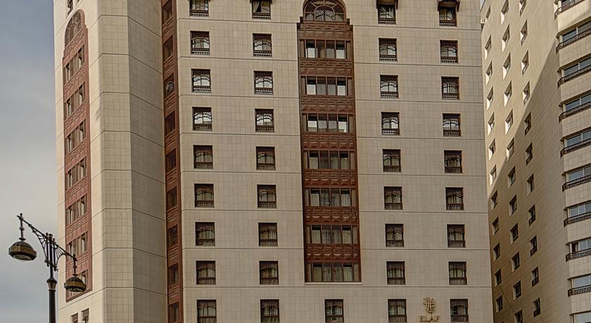 فندق ايلاف طيبة من فنادق المدينة 3 نجوم
