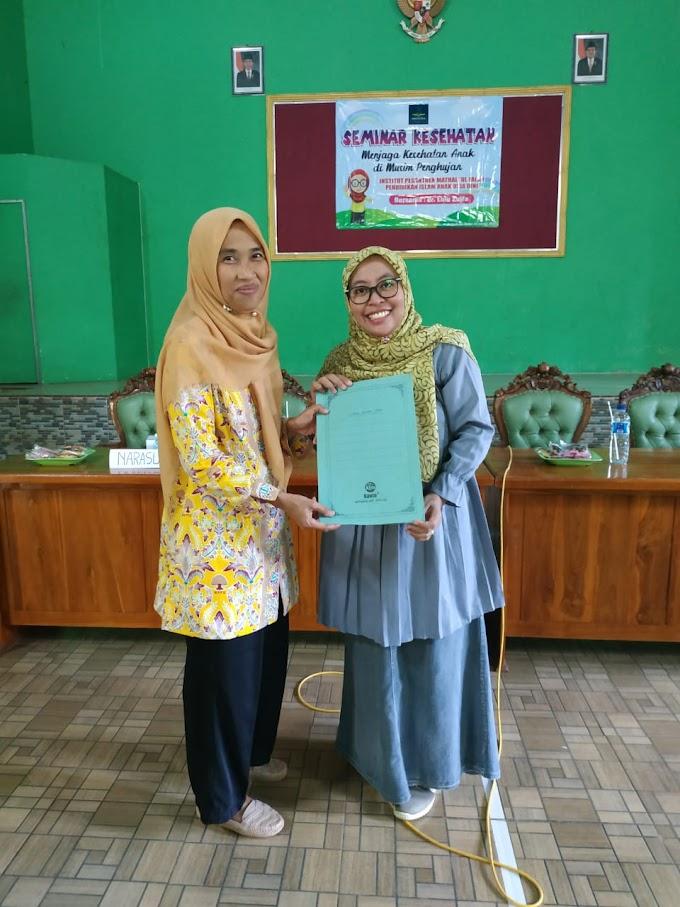 Seminar Kesehatan PIAUD IPMAFA