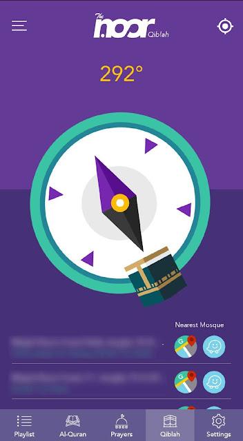 The Noor App : Aplikasi Alquran Player Terbaru Di Malaysia By Neelofa