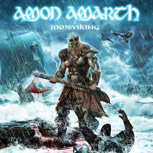 Amon Amarth - Jomsviking (Albums Lyrics), Amon Amarth - First Kill (Lyrics), Amon Amarth - Wanderer (Lyrics), Amon Amarth - On A Sea Of Blood (Lyrics), Amon Amarth - One Against All (Lyrics), Amon Amarth - Raise Your Horns (Lyrics), Amon Amarth - The Way Of Vikings (Lyrics), Amon Amarth - At Dawn's First Light (Lyrics), Amon Amarth - One Thousand Burning Arrows (Lyrics), Amon Amarth - Vengeance Is My Name (Lyrics), Amon Amarth - A Dream That Cannot Be (Lyrics), Amon Amarth - Back On Northern Shores (Lyrics)
