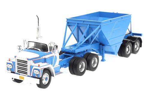 dodge lcf ct 900 1:43, camiones 1:43, camiones americanos 1:43, coleccion camiones americanos 1:43, camiones americanos 1:43 altaya españa