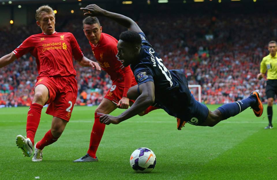 Image Galery, Liverpool vs Manchester United 1-0 ...