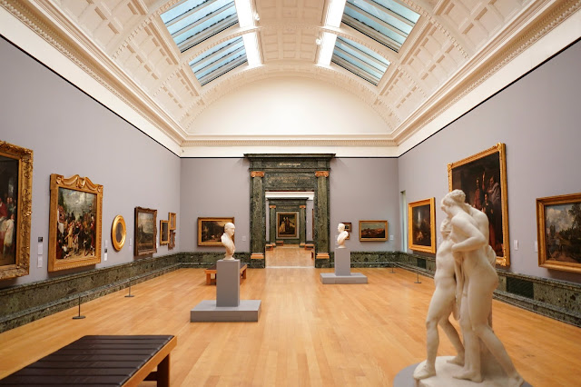 We don't know how much art has gone missing from museums