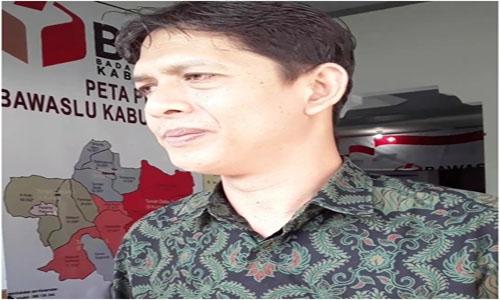 Terkait Surat Suara Yang Tercecer Bawaslu Panggil Ketua KPU Tanah Datar.