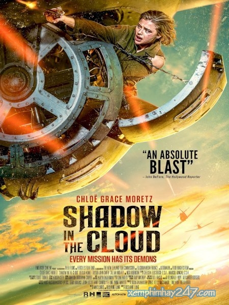 http://xemphimhay247.com - Xem phim hay 247 - Quái Vật Trong Mây (2020) - Shadow In The Cloud (2020)