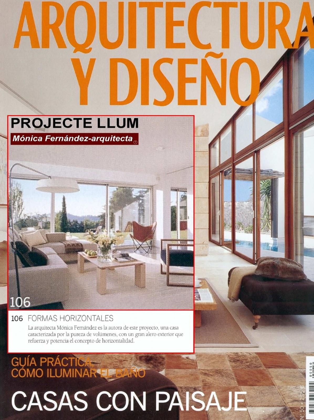 Revista de arquitectura y dise o for Revista habitat arquitectura diseno interiorismo
