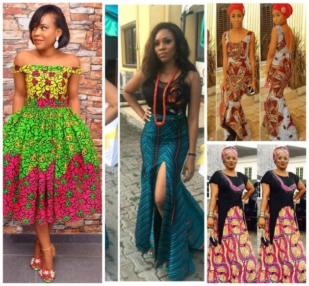 latest, Ankara ,African dresses ,Fashion