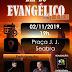 Dia do Evangélico será realizado no próximo sábado (2), em Mairi