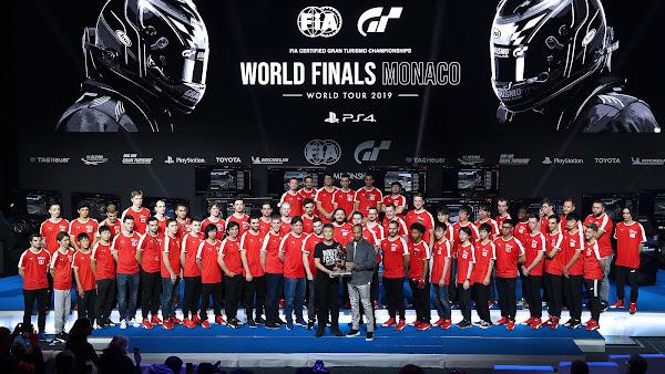 Anunciada Série de 2021 dos FIA Certified Gran Turismo Championships