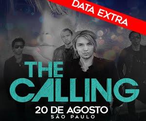 The Calling volta a ativa e faz show extra em São Paulo esse mês