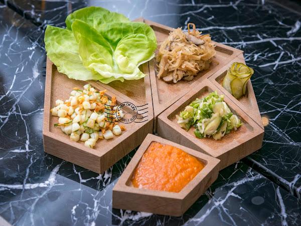 Malaysia Unique Flavour Fine Dining - Asia Reinterpretation @ Copper Bar & Restaurant, Armenian Street