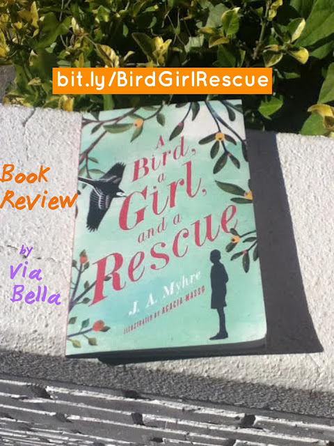 A bird, A Girl, & A Rescue, Shaun Talbott, New Growth Press, Book Review, African stories, A must read, Via Bella top reads, ja myhre, acacia masso, kids books, adult books, serge grace at the fray,
