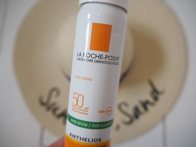 La Roche-Posay Invisible Fresh Mist Spray SPF50