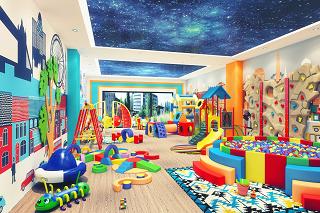 Khu vui chơi trẻ em chung cư Hateco Apollo Xuân Phương