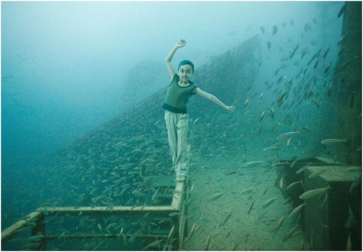 На затонувшем корабле. Andreas Franke 3