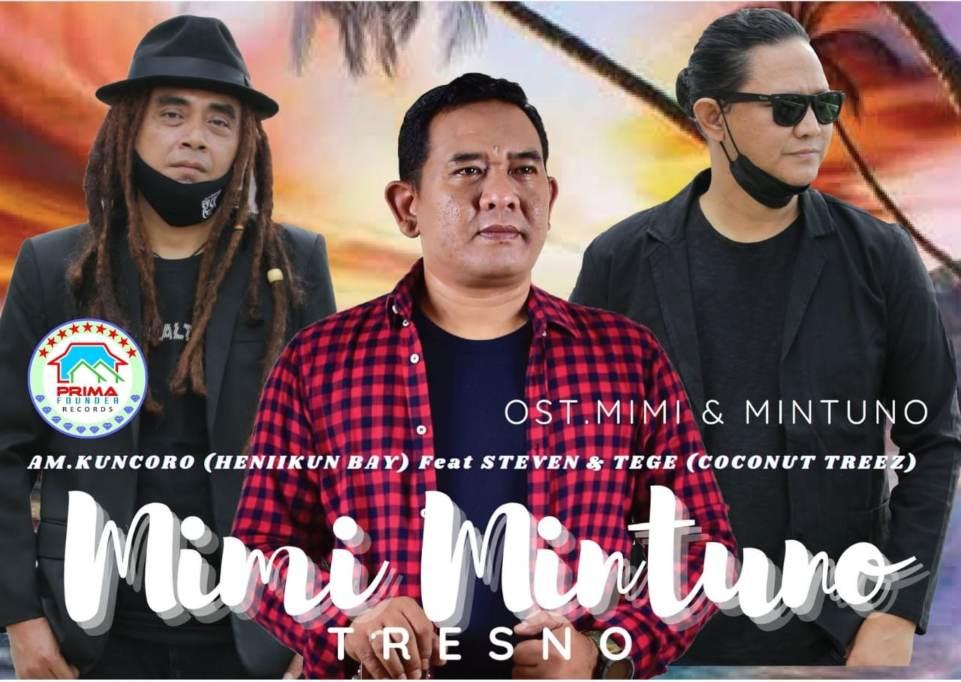 Artwork OST web series Mimi Mintuno - AM. Kuncoro feat Steven & Tege Coconut Treez. (Dok. Istimewa)