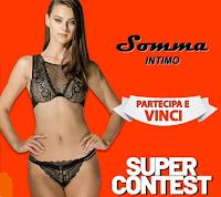 Logo Concorso Somma Intimo : vinci gratis un elegante completino intimo